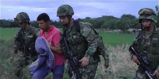 Guerrillero del Eln fue capturado cuando iba a las fiestas en Tolima