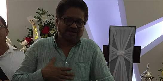 El mensaje de 'Iván Márquez' en la despedida a su madre en Neiva