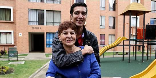 Gracias a lectores de EL TIEMPO, familia superó la tragedia de Armero