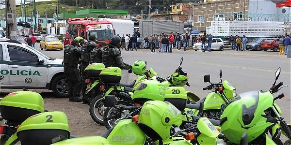 Camioneros piden propuestas concretas en diálogo con Gobierno colombiano