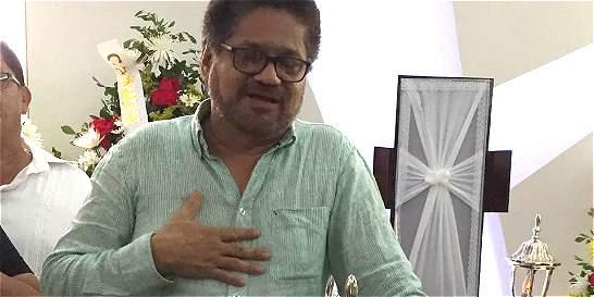 'Los hijos volverán de la guerra': 'Iván Márquez'