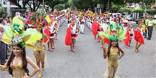 Con un gran desfile, Cúcuta dio apertura a sus ferias