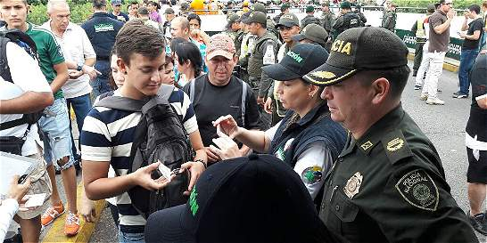 Segunda jornada permitió a 35 mil venezolanos cruzar la frontera