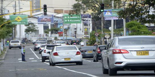 Comienza prueba de fuego para la Avenida Circunvalar en Pereira