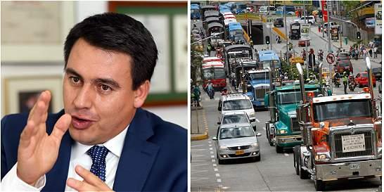 Se levanta paro camionero: Gobierno y líderes llegan a un acuerdo