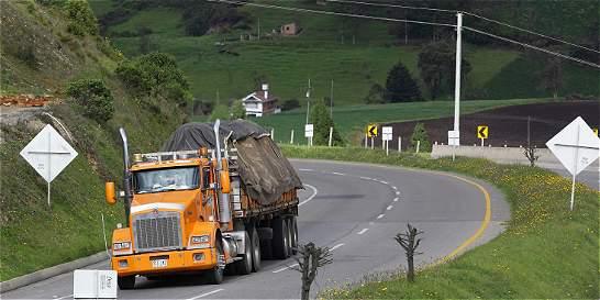 En regiones, camioneros celebraron acuerdos con el Gobierno