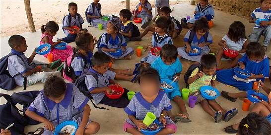 La plata para alimentar a los niños de La Guajira sigue perdiéndose
