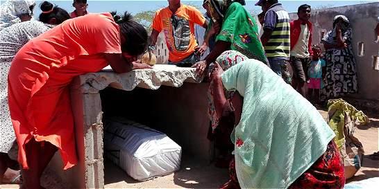 Van 41 niños muertos por desnutrición en La Guajira