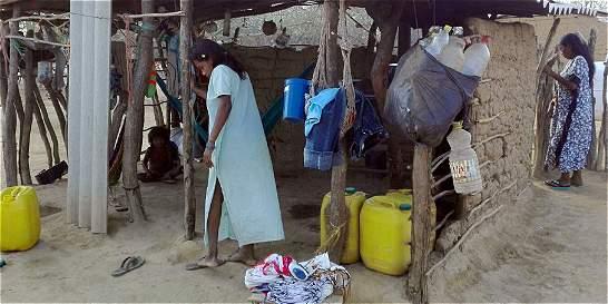 Piden decretar la crisis máxima en La Guajira