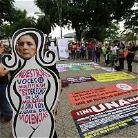 Piden renuncia del personero de Montenegro que agredió a su novia