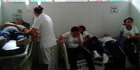 32 niños se intoxicaron con alimentos escolares en Arauquita (Arauca)