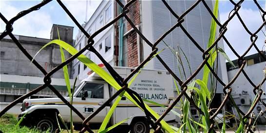 Cinco años en obra y no terminan el Hospital de Barrancabermeja