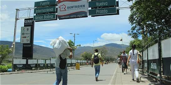 Colombia y Venezuela, reunidos por posible reapertura de frontera