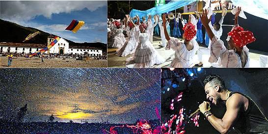 Los planes turísticos que tiene Colombia para este fin de semana