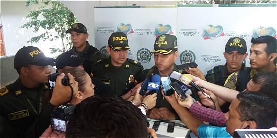 Gaula de la Policía confirmó secuestró de cuatro arroceros en Arauca