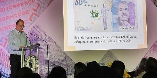 Nuevo billete de $50 mil pesos salió primero en Aracataca