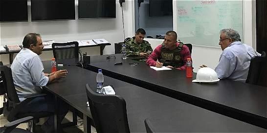 Dos ingenieros secuestrados por el Eln, en Tibú, fueron liberados