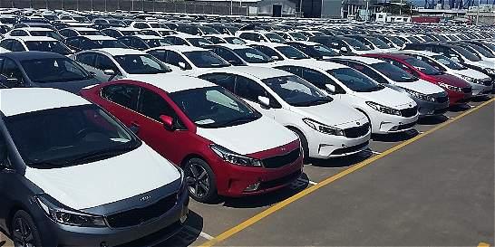 El Puerto de Santa Marta importará más de 8 mil vehículos