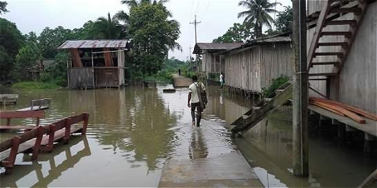 ONU advierte de emergencia por inundaciones en Chocó