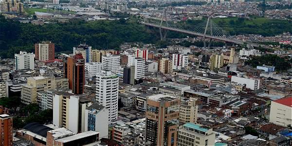 Resultado de imagen para Panoramica de Pereira