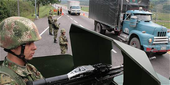 Transporte en Arauca, el más afectado por amenazas del Eln
