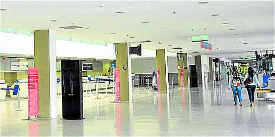 Aeropuerto de Cúcuta se está quedando sin conexiones ni aerolíneas.