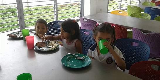 Por lío jurídico, 13 mil niños no reciben almuerzos escolares