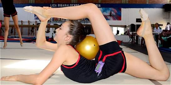 La gimnasta rítmica que rompe los límites