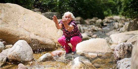 Agua, el 'tesoro' que cuidan en San Vicente de Chucurí