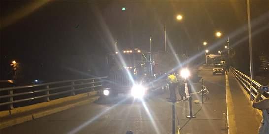 No hubo paso de vehículos de carga por la frontera con Venezuela