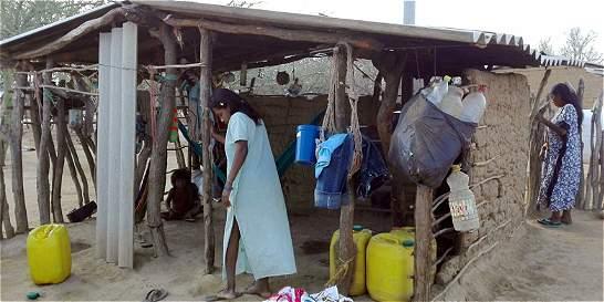 En La Guajira, 56 niños han muerto por desnutrición durante 2016