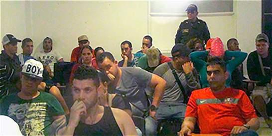 Alarma por llegada masiva de migrantes cubanos a San Andrés