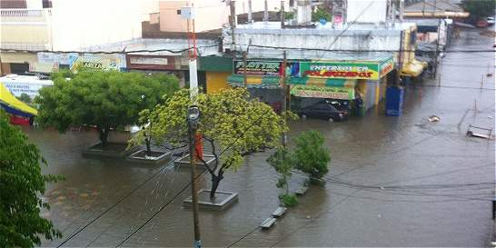 La Guajira, en alerta roja por huracán Matthew