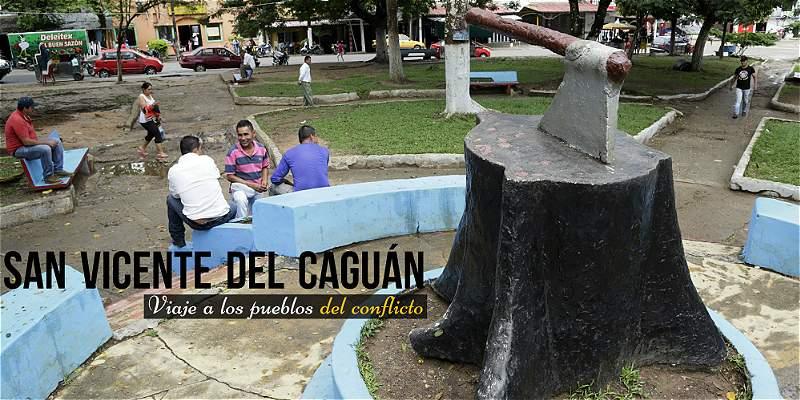 Así anhelan la paz en Caquetá