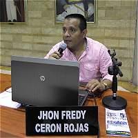 Jhon Fredy Cerón quedó por fuera del Concejo de Armenia