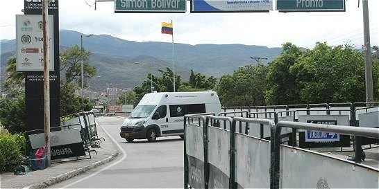 Soledad en la zona de frontera con Venezuela