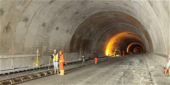 Aún no se define fecha de entrega del túnel de La Línea