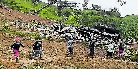 Gobierno se prepara para enfrentar fuertes lluvias en el país