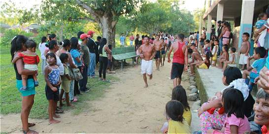 Pueblo Barí celebró sus Juegos Binacionales en el Catatumbo