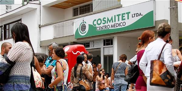 En todo el Eje Cafetero, los maestros protestarán el próximo jueves para exigir un mejor servicio de Cosmitet en lo que le queda de contrato.