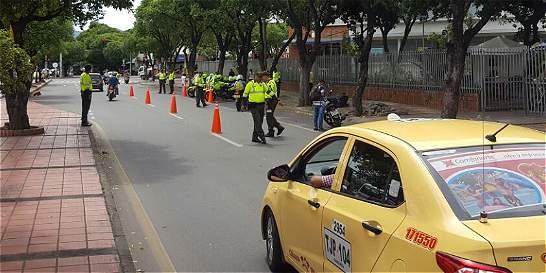 'Grupo élite' de la Policía impuso 4.954 multas en 11 días