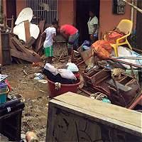Damnificados en el Chocó ascienden a 25.000