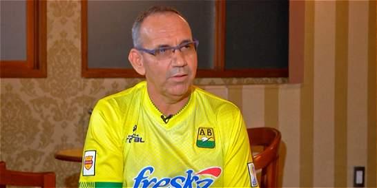 Falleció Héctor Cárdenas, el presidente del Atlético Bucaramanga