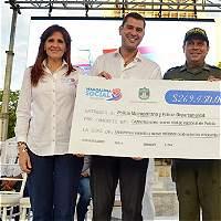 Con $5.514 millones se va a fortalecer la seguridad en el Magdalena