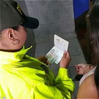 En controles viales, ubican a 54 extranjeros con permanencia irregular