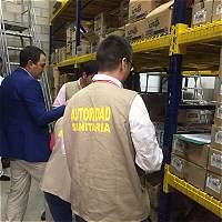 Buscan latas de atún con mercurio en Santander