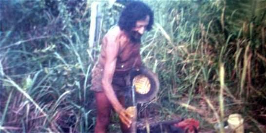 Murió el 'Tarzán' del sur de Bolívar tras 33 años internado en bosques