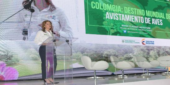 Colombia, en la mira de los observadores de aves
