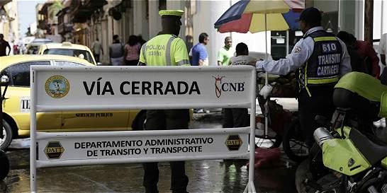 La Heroica permanece 'blindada' para la Cumbre Iberoamericana