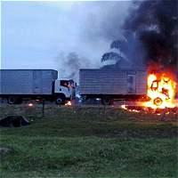 Eln asesinó a dos transportadores en Fortul (Arauca)